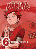 Naruto Uncut Box Set 6 (DVD)