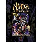 Ninja Scroll -- 10th Anniversary Edition (DVD)