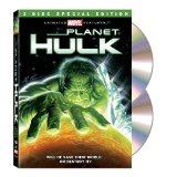 Planet Hulk (Two Disc Special Edition) (DVD)