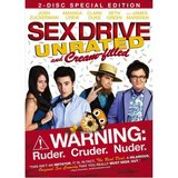 Sex Drive: Unrated and Cream Filled (DVD)