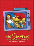 Simpsons: The Complete Fifth Season, The (DVD)