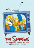 Simpsons: The Complete Second Season, The (DVD)