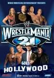 WWE: Wrestlemania 21 (DVD)