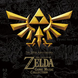 30th Anniversary The Legend of Zelda Game Music Collection, The (Nintendo)