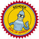 "Bender ""Seal of Approval"""